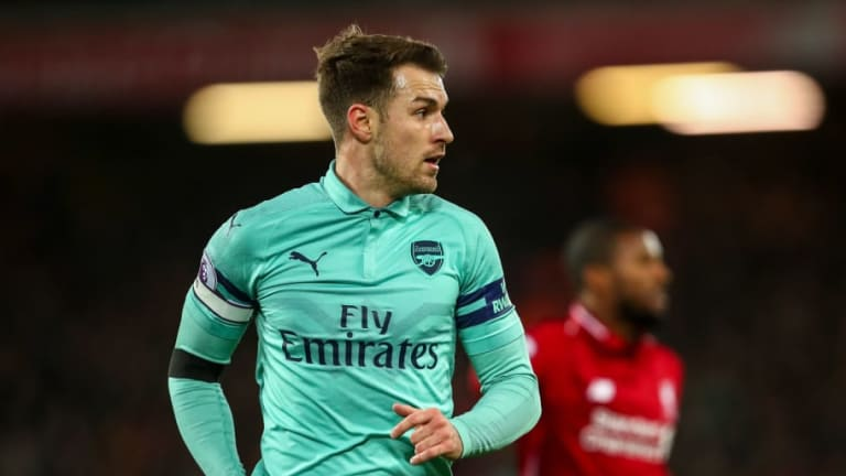 Figures Revealed for Aaron Ramsey's Potential Switch to Juventus From Arsenal