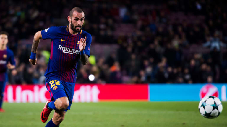 Spanish Full-Back Set to Leave Barcelona Following Philippe Coutinho Signing