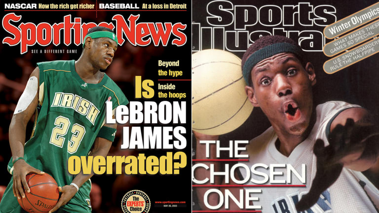 Traina Thoughts: Only a True Hater Will Use the NBA Finals to Judge LeBron James