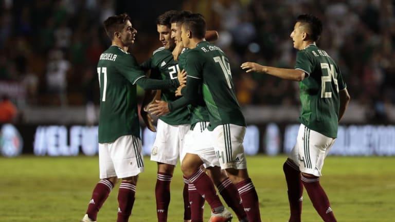 ¡HABRÁ SORPRESAS!   Los posibles cambios en la alineación de México para el partido contra Chile
