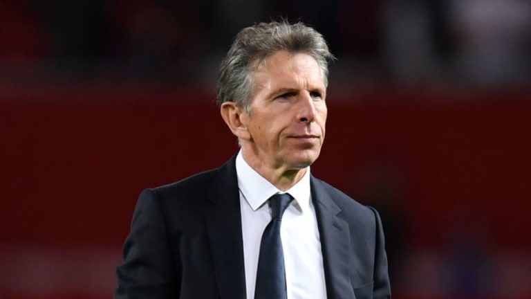 Claude Puel in Fight to Keep Leicester City Job as Foxes Line Up Potential Replacements