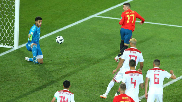 Spain 2-2 Morocco: Late Drama Sees La Roja Top Group B After Falling Behind Twice