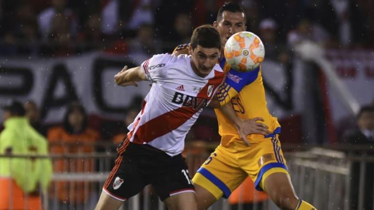 MERCADO   Lucas Alario descartó la posibilidad de jugar en América de México