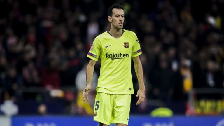 Sergio Busquets Admits Barcelona's Away Form Hasn't Been as 'Solid & Effective' This Season