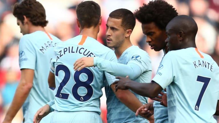 El crack del Chelsea que podría acompañar a Hazard en su posible llegada al Madrid