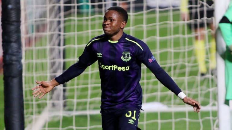 Everton Starlet Ademola Lookman Reveals Why He Chose to Join RB Leipzig on Loan