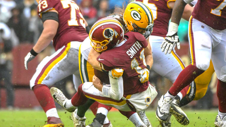 Can the NFL Back Its Way Out of Controversial Roughing Calls?
