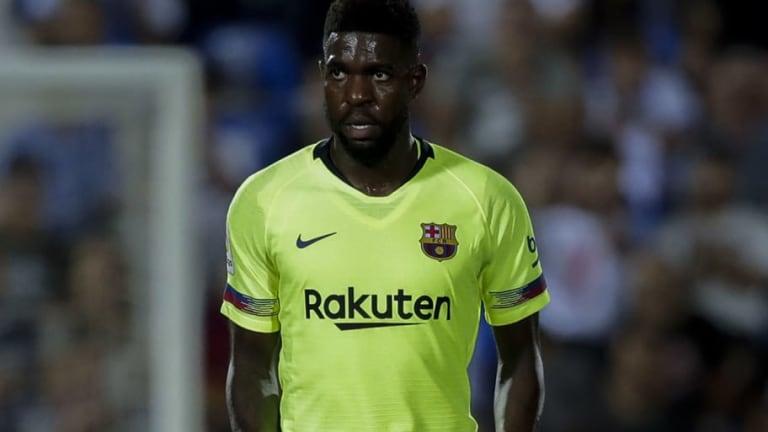 El posible sustituto de Umtiti en la selección francesa
