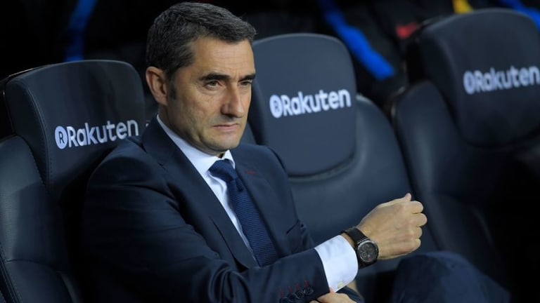 Ernesto Valverde Admits Importance of Win Over Atleti But Insists Title Race Is Not Over Yet