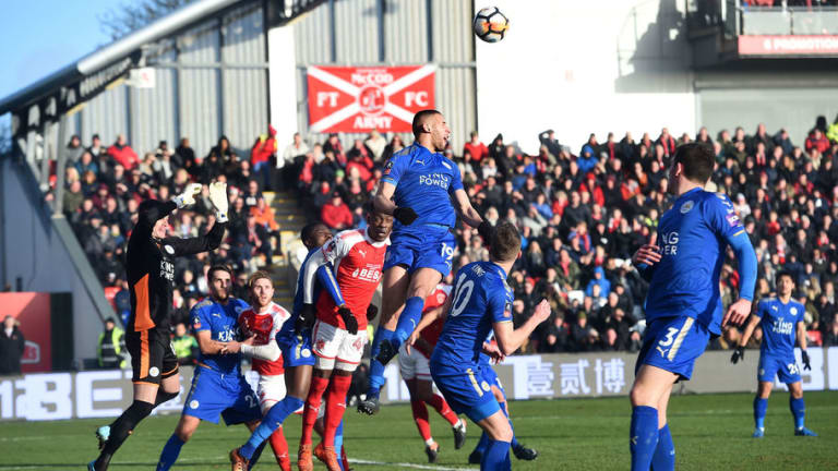 Fleetwood Town 0-0 Leicester City: Courageous Cod Army Earn FA Cup Replay Against Feeble Foxes