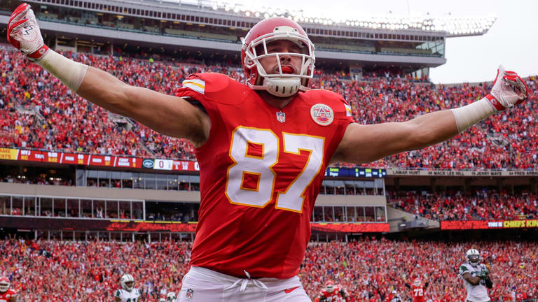 Travis Kelce Says Nobody Knows What To Expect From Patrick Mahomes