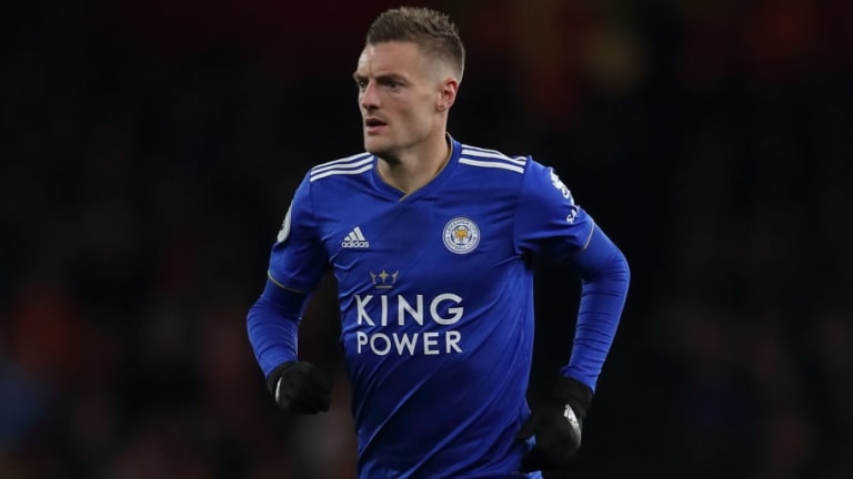 Claude Puel Jokes Why Jamie Vardy Mysteriously Disappeared Down the Tunnel During Leicester Defeat