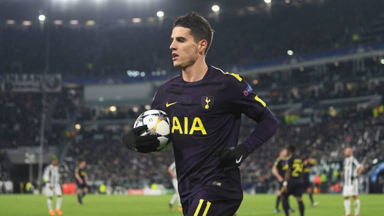 Tottenham's Erik Lamela Keen on Inter Milan Move But Italians Have Tough Budget Decisions to Make