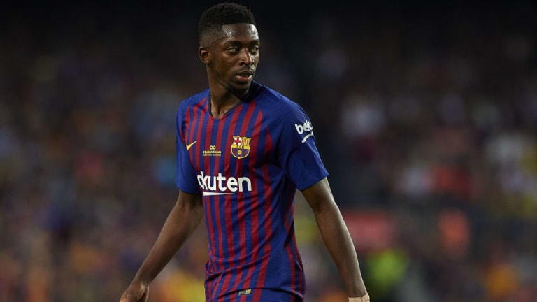 Journalist Claims Arsenal Prepared to Sign France International Should Barcelona Agree Loan Deal