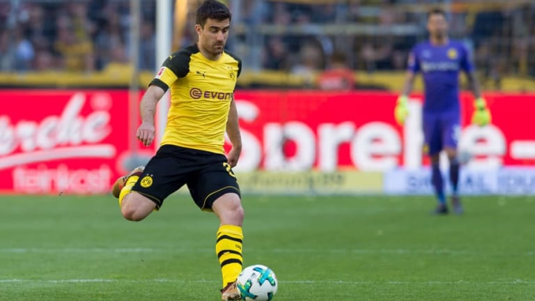 New Signing Sokratis Reveals How Former Dortmund Teammates Convinced Him to Come to Arsenal