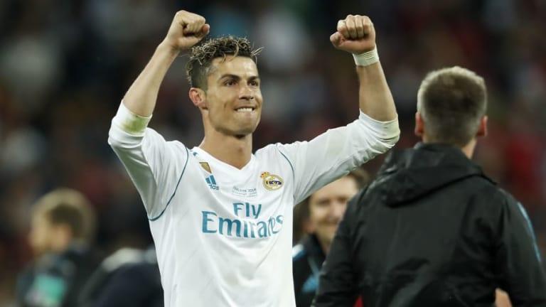 MERCADO | La macro oferta de un equipo chino para llevarse a Cristiano Ronaldo