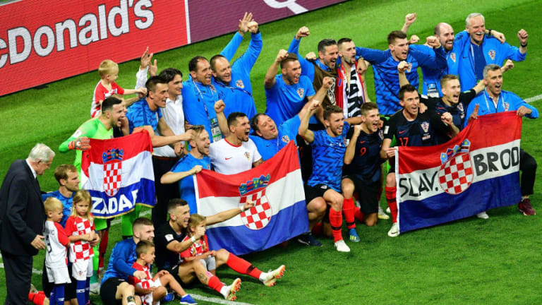 'One of the Best on the Planet': Liverpool Defender Makes Bold Claim After Croatia's World Cup Win