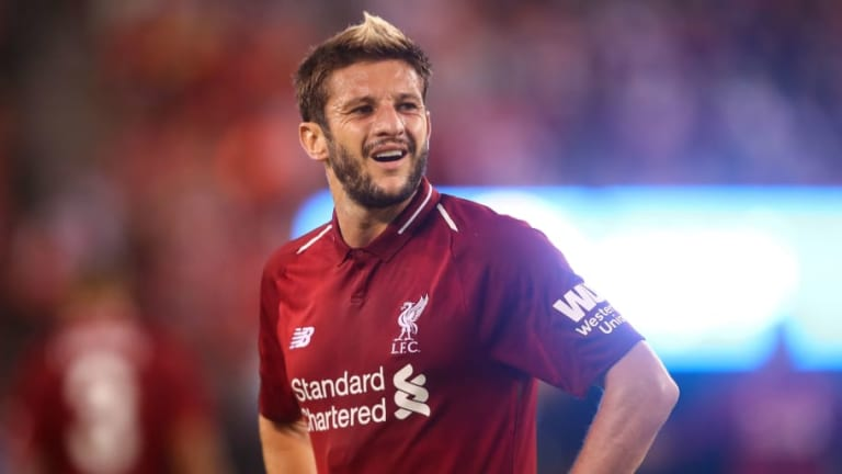 How Injuries & Major Buys Have Seen Adam Lallana Become Liverpool's Forgotten Man
