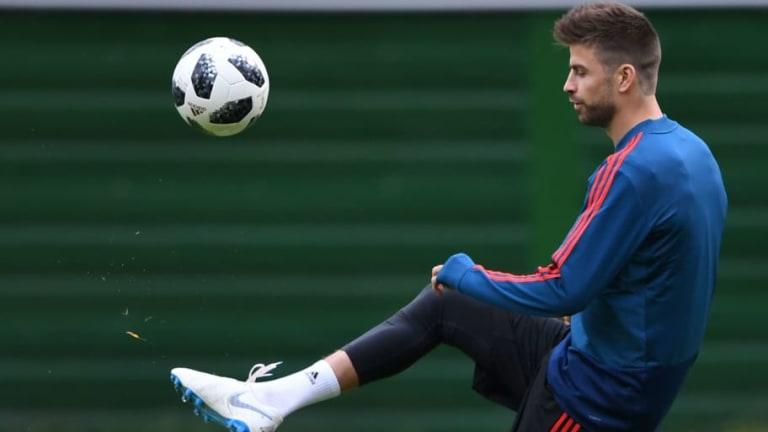 El ex del Real Madrid al que Piqué invitó a fichar por el Barcelona