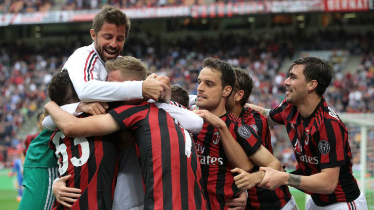 AC Milan 5-1 Fiorentina: Red Hot Rossoneri Fightback to Book Place in Europa League Group Stage