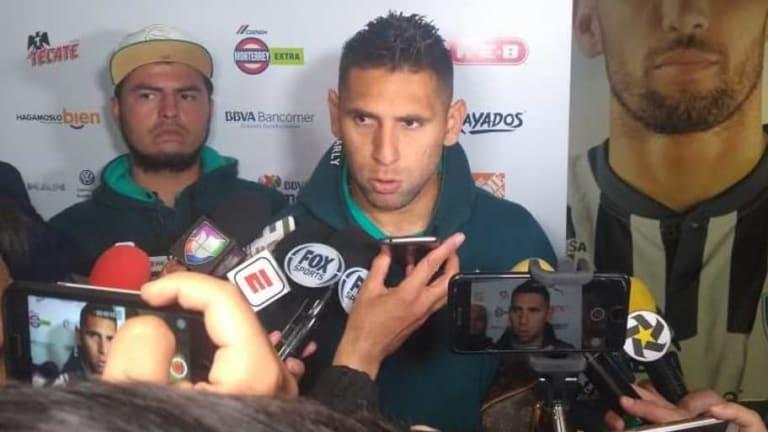 Las declaraciones de Jonathan Orozco después del partido ante Rayados y el golazo de Funes Mori