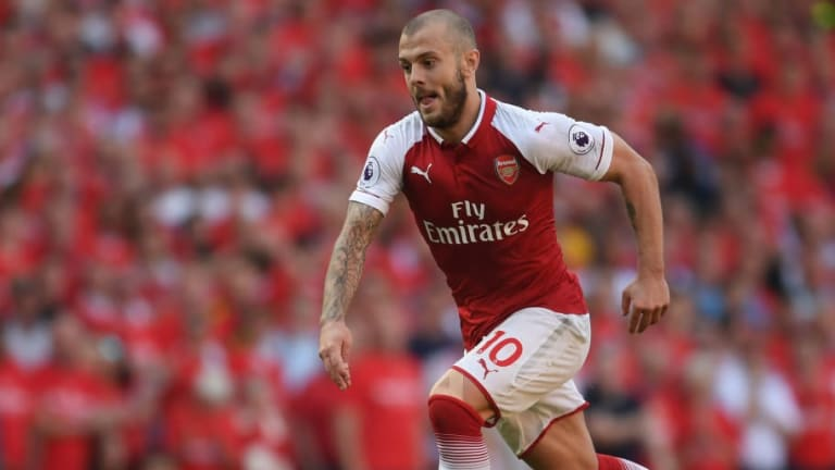 Jack Wilshere Open to Move Outside of Premier League Following Arsenal Departure