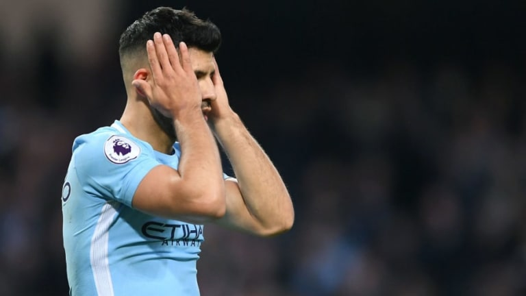 Report Claims Man City Icon Sergio Agüero Is 'Tired' at Club & Eyes Shock Atlético Madrid Return
