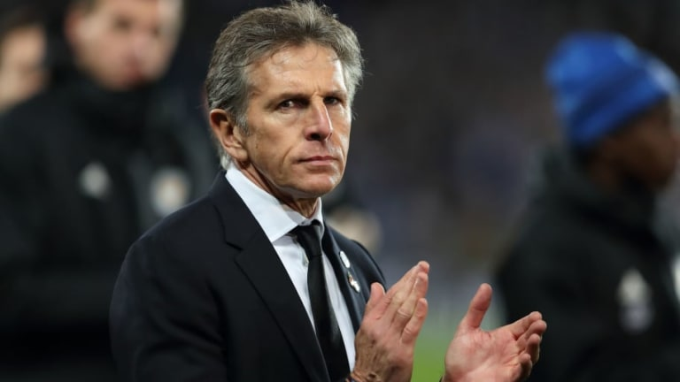 Claude Puel Praises Foxes' Intense Performance During Draw in Honour of Vichai Srivaddhanaprabha