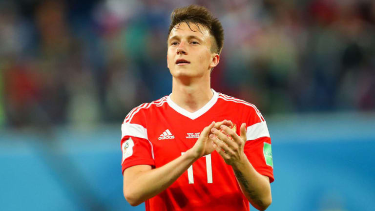 Arsenal's Pursuit of Aleksandr Golovin Could Potentially Be Hijacked By Former Manager Arsene Wenger
