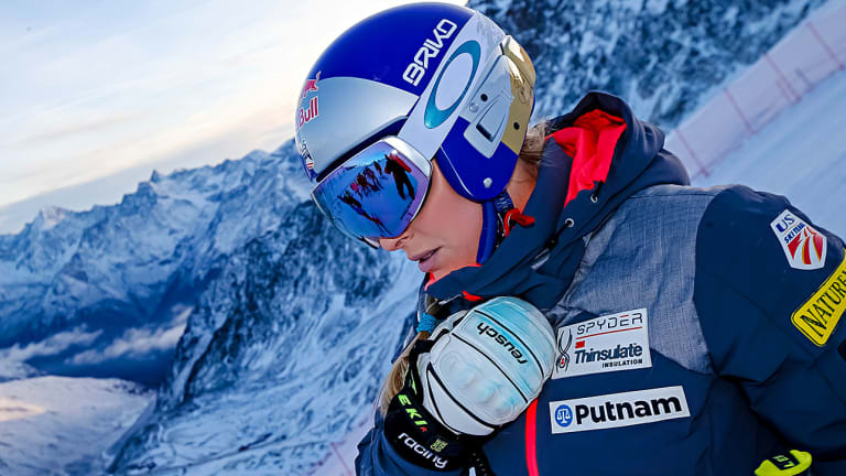 Battle Scars: Lindsey Vonn's Many Wounds Have Prepared Her For A Final Golden Olympic Run