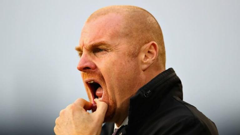 Sean Dyche Blames 'Sloppy' Defending After Burnley Crash to Resounding Everton Defeat