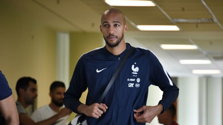 World Cup Winner Steven N'Zonzi Set to Snub Arsenal in Favour of Move to Roma