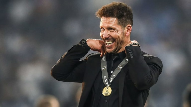 Report Claims PSG Star Has 'Called Simeone Multiple Times' & Offered Services to Atletico Madrid
