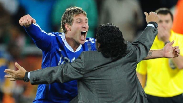 El record que le quitaron a Palermo en este Mundial