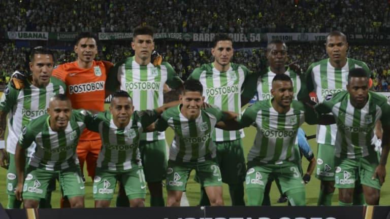 CONVOCATORIA | La nómina de Atlético Nacional para el primer partido de la Semifinal