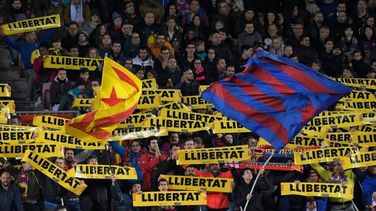 La explicación que da el Barça a la baja afluencia de público en el Camp Nou esta temporada