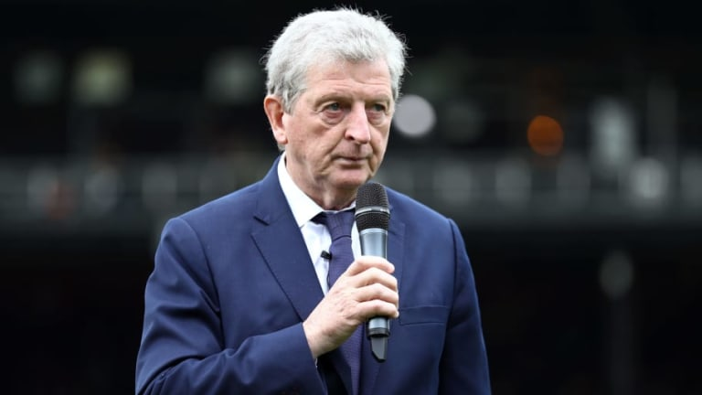 Crystal Palace Offer Roy Hodgson New & Improved Contract After Fine First Season