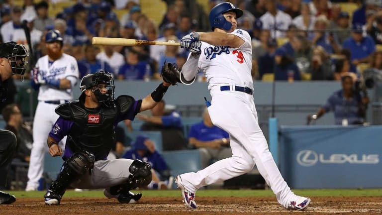 Dodgers Power Past Rockies to Reclaim First Place in NL West