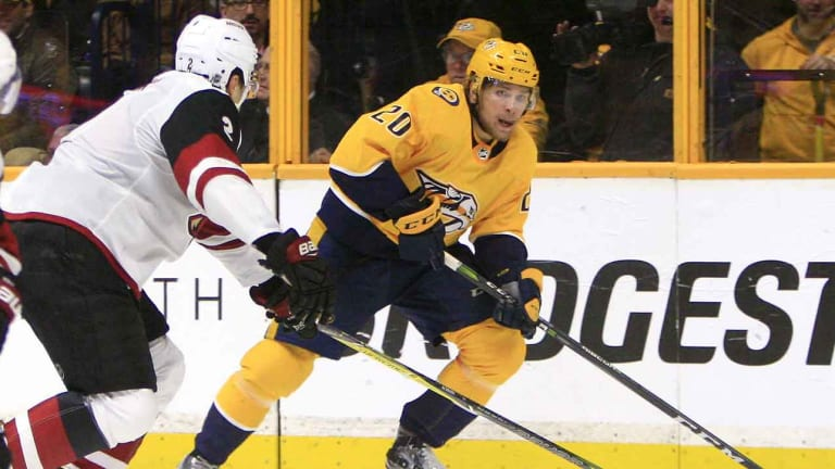 Predators Sign Restricted Free Agent Miikka Salomaki to Two-Year Deal