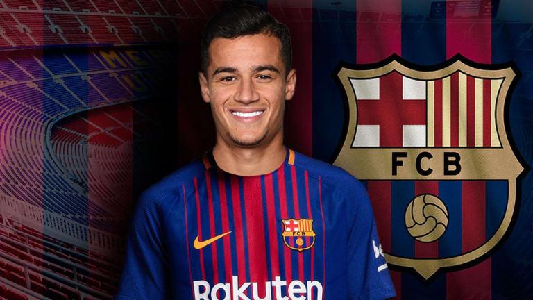 OFICIAL | Phillippe Coutinho ya es nuevo jugador del FC Barcelona