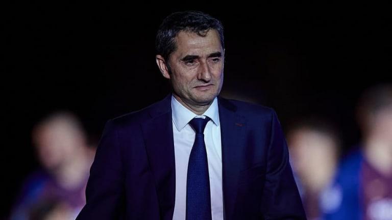 La decisión de la directiva azulgrana que habría enfadado a Valverde