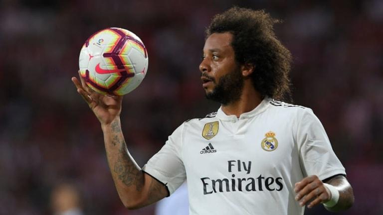 Marcelo evalúa la salida de Cristiano Ronaldo del Real Madrid