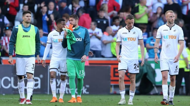 Swansea City Board Release Statement as Club Prepares for Life in the Championship