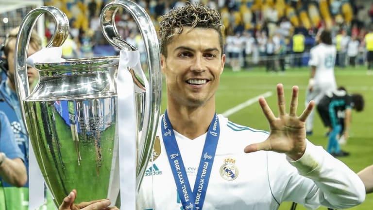 El emotivo vídeo de despedida del Real Madrid a Cristiano Ronaldo