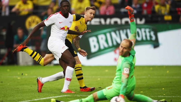 Marco Reus Reaches 100 Goals as Dortmund Beats Leipzig