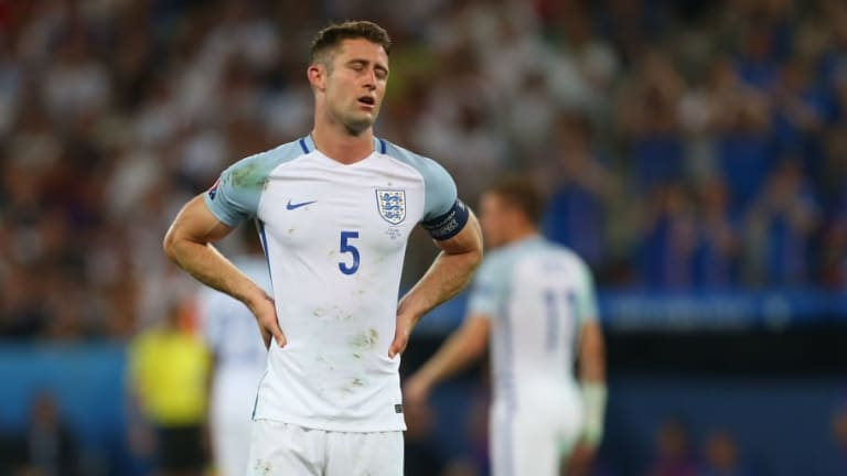 Gary Cahill Confirms He Will 'Step Back' From International Duty to Focus on Club Commitments