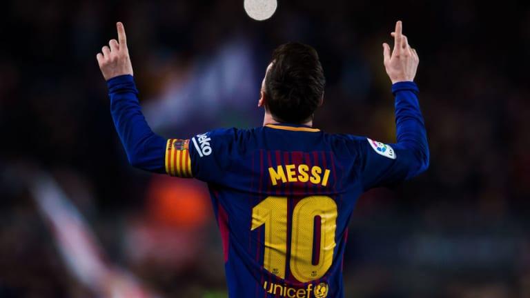 El salvaje récord que ha conseguido Messi esta temporada
