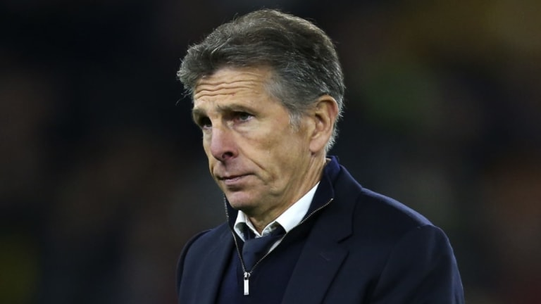Claude Puel Speaks Out on Game Time Concerns for Forgotten Leicester Pair Ahead of Newcastle Clash