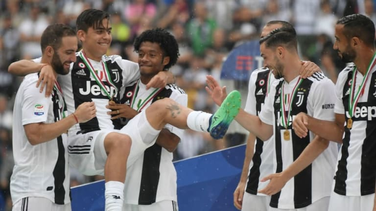 Liverpool Linked With Ambitious Swoop for Juventus Attacker as Bianconeri Look to Seal Ronaldo Deal