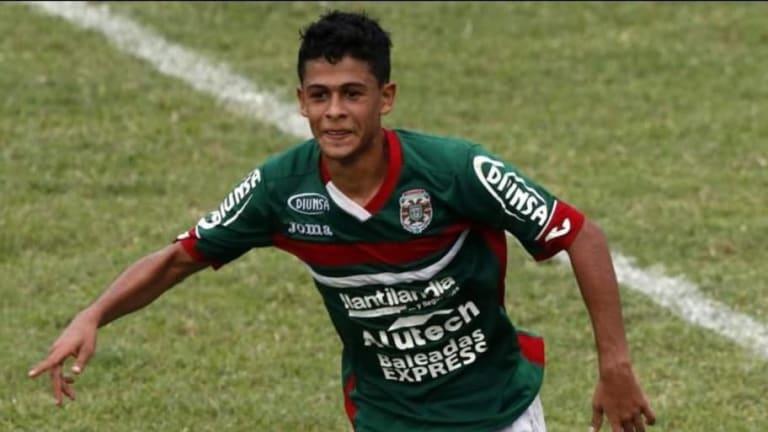 Atlas se refuerza de último momento con jugador hondureño